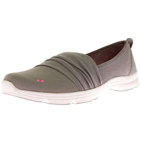 ryka slip on sneakers ryka 6990 womens jamboree mesh slip on fashion sneakers