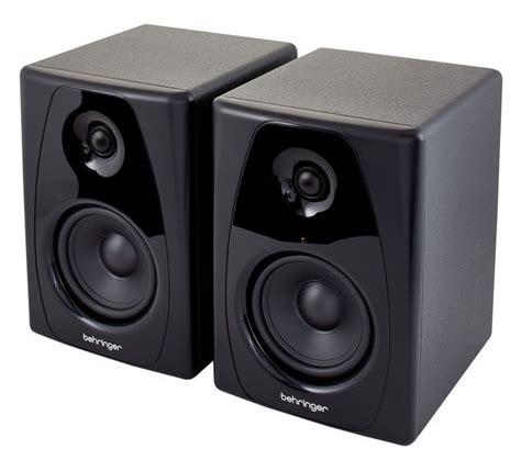 Speaker Aktif Monitor Behringer Studio 50 Usb Original behringer studio 50usb thomann uk