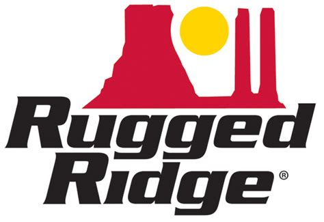 rugged logo shop jeep parts and accessories by brand justforjeeps