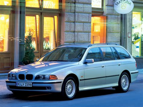 2000 Bmw 528i Specs by Bmw 5 Series Touring E39 Specs Photos 1997 1998