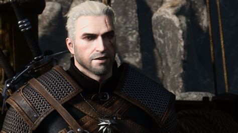 witcher 2 hairstyles witcher 3 geralt hairstyles