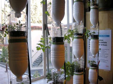 Vertical Garden Idea - sol agua tierra casero y natural jardines verticales caseros y reciclados