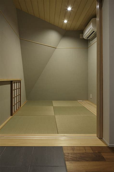 Origami Apartment Japan Creative Origami House In Japan Combines A Distinct