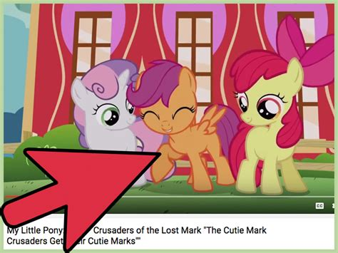 My Pony Friendship Is how to find references in my pony