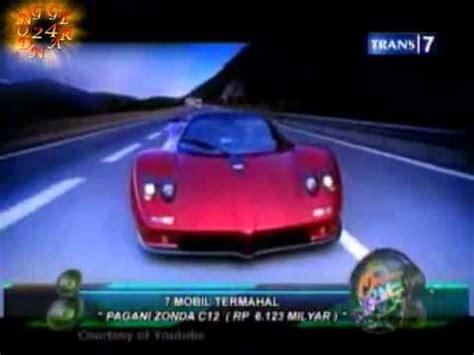 Joran Pancing Termahal Di Dunia mobil termahal di dunia
