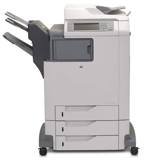 Printer Copy hp color laserjet 4730xm mfp printer copier scanner