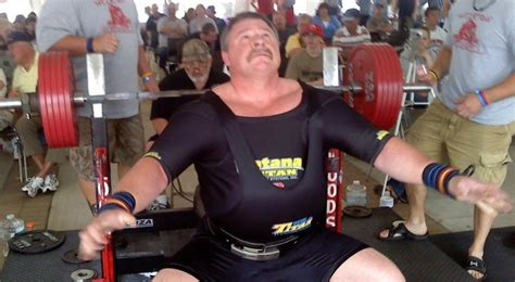 bench press record video interview with bench press world record holder roger ryan