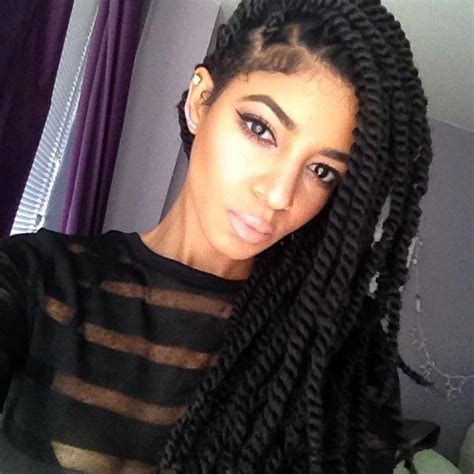 sengalese twists with marley hair 1166 best images about senegalese twist box braids etc