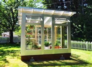 greenhouse in backyard studio sprout s backyard greenhouse combines stylish form