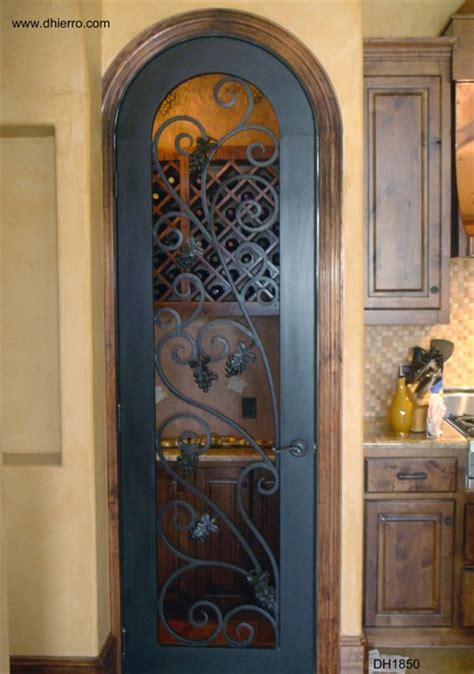 Iron Interior Doors Iron Doors Interior Mediterranean Interior Doors Other Metro By D Hierro Forged Iron