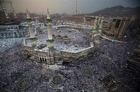 Hajj 2013: Security Fears Heightened in Mecca Five Pillars Of Islam Hajj