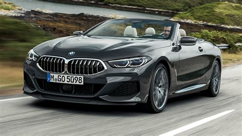 2019 bmw 8 series convertible revealed starts at 122 395