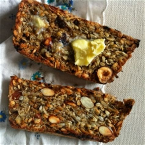 whole grains nuts and seeds gluten free nut seed whole grains loaf recipe tastespotting