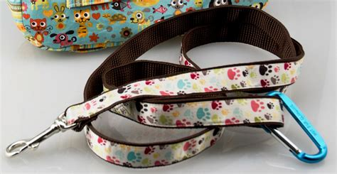 how to a with a leash how to sew a custom pet leash totally stitchin