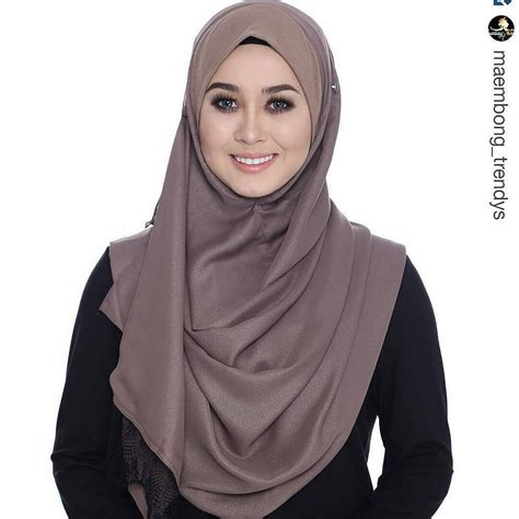 tutorial niqab dari shawl marhini niqab instant shawl niqab pertama azhan co
