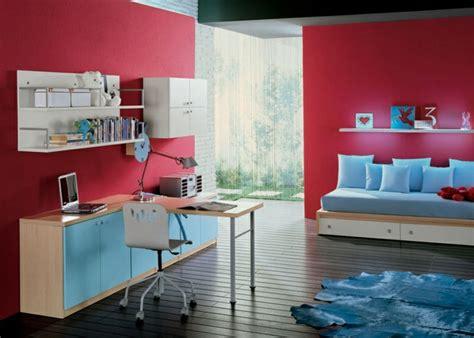 imagenes habitaciones rojas dormitorios juveniles 100 ideas para tu adolescente