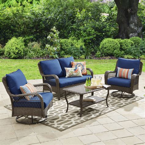 patio stunning walmart patio furniture sets clearance