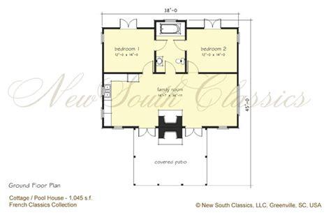cabana house plans