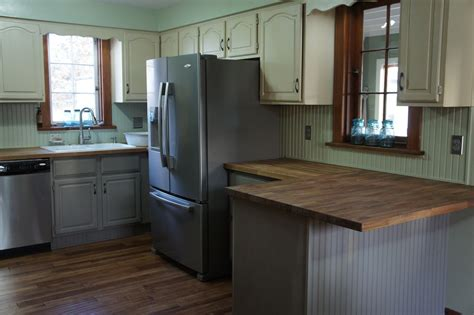 painted cabinets kitchen whimsical perspective mission impossible mission