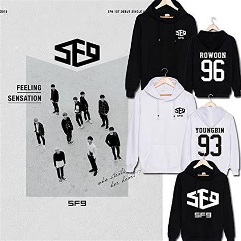 Sweater Lp You Me Abu sf9 new album same hoodie bin jae yoon tae yang pullover sweater jacket l pink buy