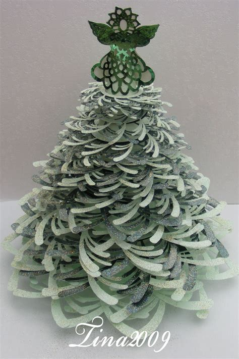 Paper Craft Tree - pdf format 3d tree template 163 5 99