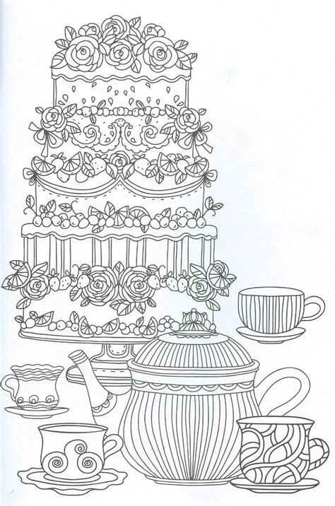 coloring pages for adults cupcakes 77 best images about cupcakes cakes coloring pages for