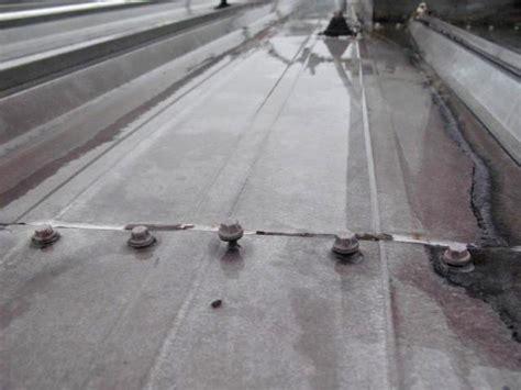 Metal Roof Repair Metal Roof Repair Solutions How To Solve Leaking Metal