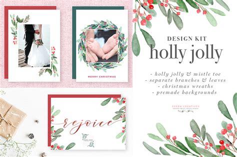 printable christmas cards a4 watercolor christmas wreath clipart christmas card