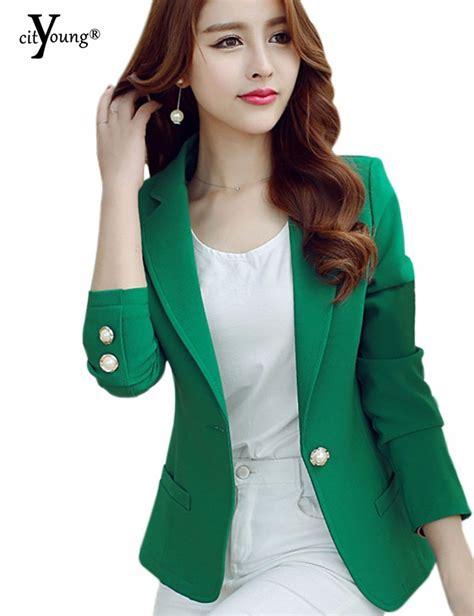 Supplier Baju Outwear Blazer Hq aliexpress buy 2016 new fashion blazer