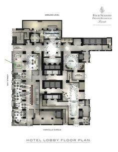 layout of the stanley hotel floor plans parks and floors on pinterest
