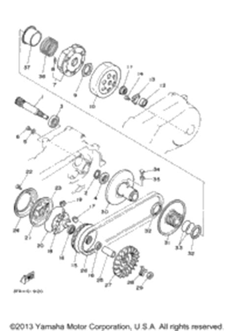 2004 Yamaha GRIZZLY 125 (YFM125S) Carburetor | Babbitts
