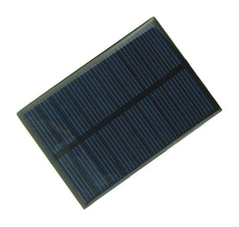 Panel Surya Mini X 5v 150ma 0 75w Mini Solar Cell Epoxy Solar Panel