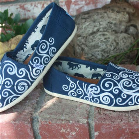 acrylic paint for canvas shoes swirls original custom acrylic painting from