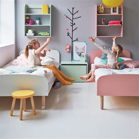 childrens single beds kids single bed in pink childrens single beds cuckooland