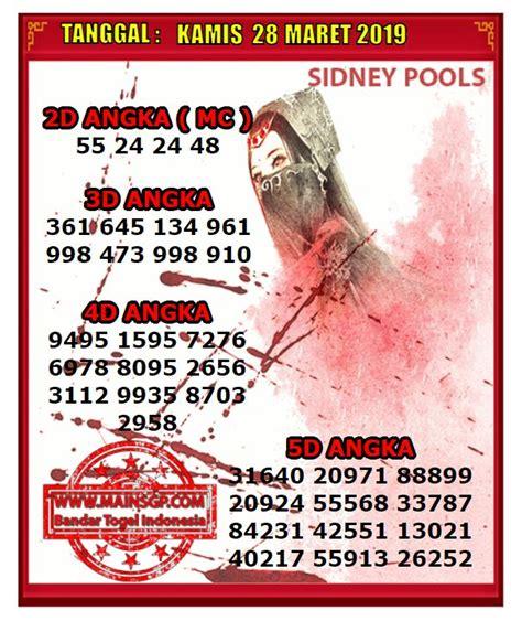 code syair  maret  hongkongsingaporesidney mainsgp
