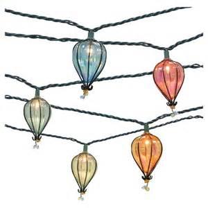 decorative light string 10ct decorative string lights iridescent tear dr target
