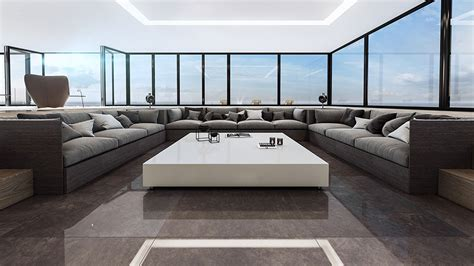 arredi moderni interni interni di lusso 5 progetti di arredo moderno in bianco e