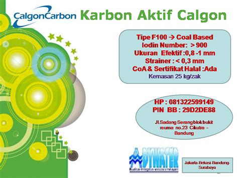 Jual Arang Batok Kelapa Gresik karbon aktif turbidutymeter harga alat turbidity