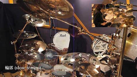 Stikdrum Dir En Grey Shinya gigs2013年6月号dir en grey shinya ドラムモンスター act12