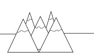 mountains coloring page color mountain coloring sheets coloring pages