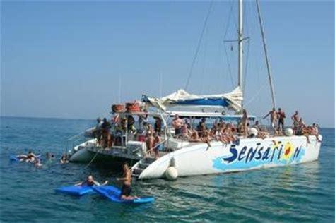catamaran trips in barcelona sailing adventures in barcelona shbarcelona