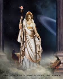 Lotus Tipped Staff Myth S Hera