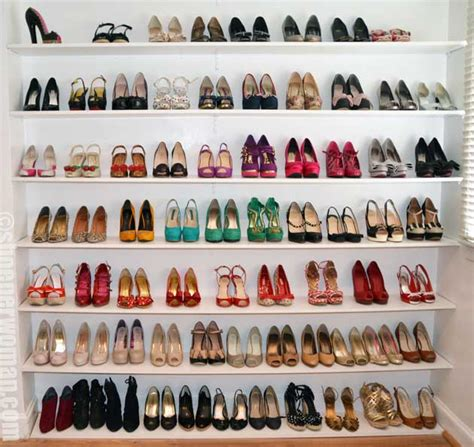 shoe storage shelves a shoe solution fit for a