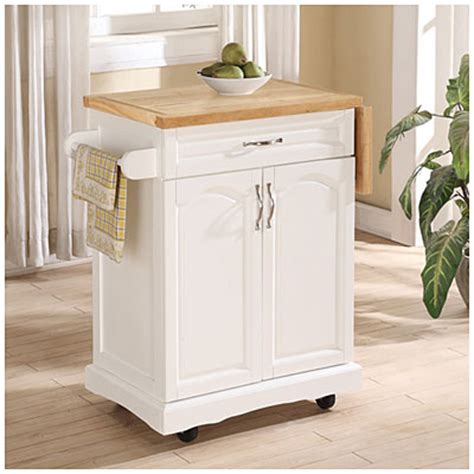 kitchen islands big lots small white kitchen cart with drop leaf big lots