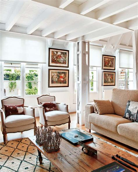 design themes spain s l attic apartment ideas with living room decor located in spain