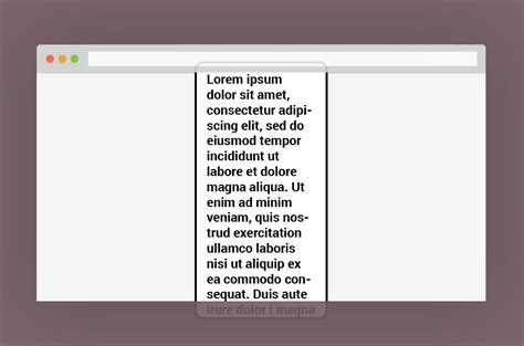 div overflow center align flexbox container unless content overflows