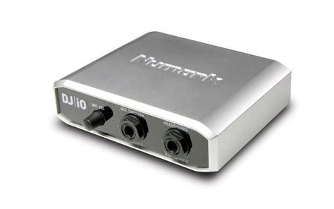 scheda audio interna professionale numark dj i o scheda audio usb 2 0 2 stereo out rca