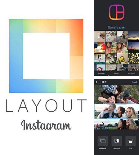 layout app instagram android personalization apps for android download