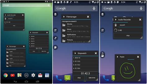 android multitasking 7 apps that make multitasking on android a