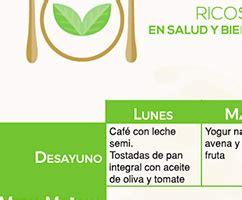 anemia alimentos ricos en hierro tabla  dieta en  incluidas